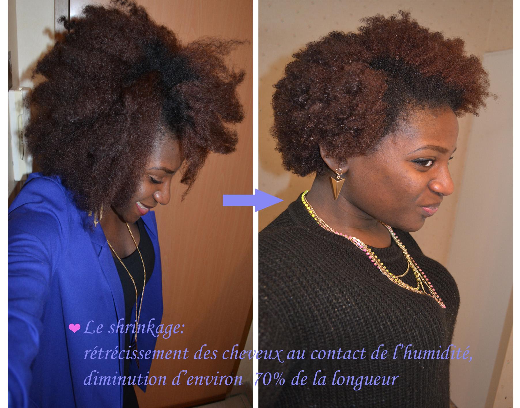 pour celle qui ne le connaisse pas les chanceuses cest une des particularits des cheveux afro cest ce qui le rend magique - Coloration Naturelle Cheveux Crpus