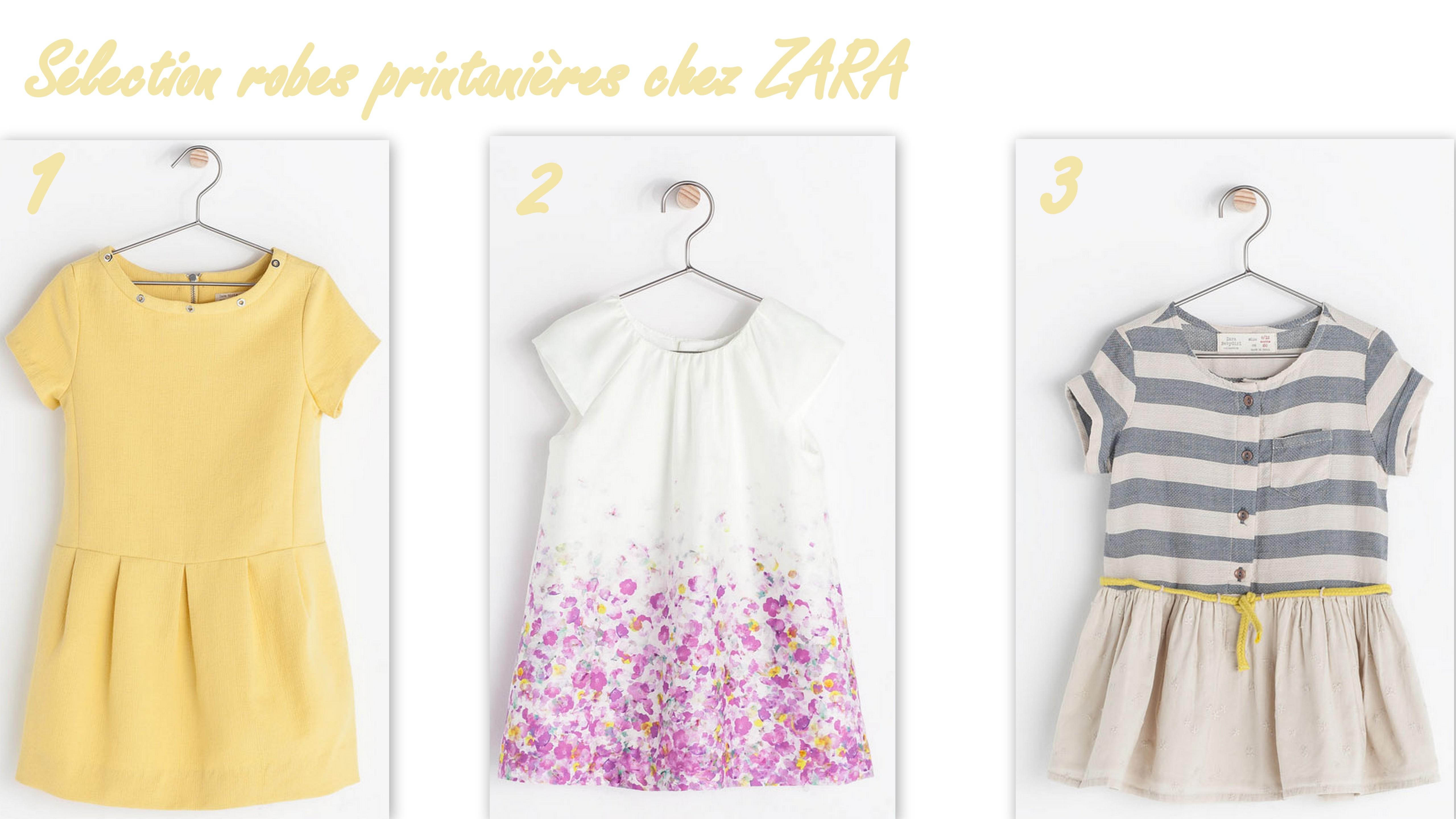 – Robes Printanières Demoiz'elle Mode} Vivi Kids Sélection shrQxotCBd